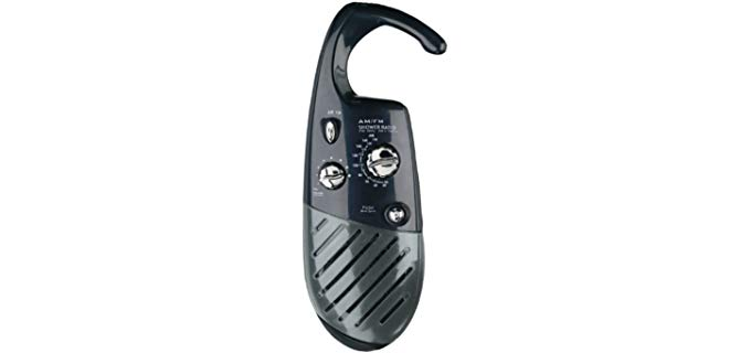 Conair Hanging - Shower Radio with Hang On Hook