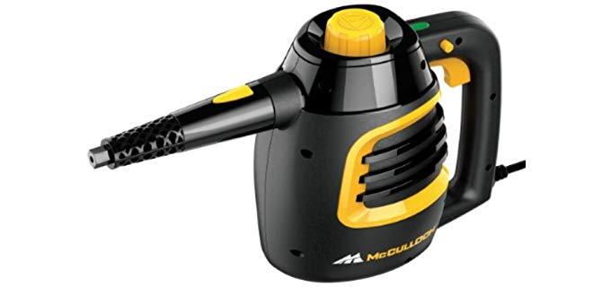 McCulloch MC1230 - Bathroom Steam Cleaner