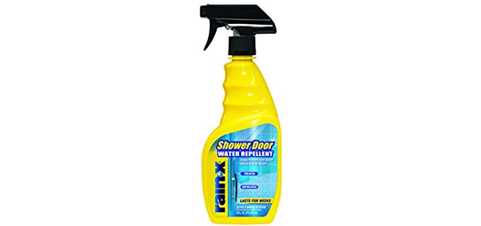 Rain-X Repellant - Water Repellent Shower Glass Cleaner