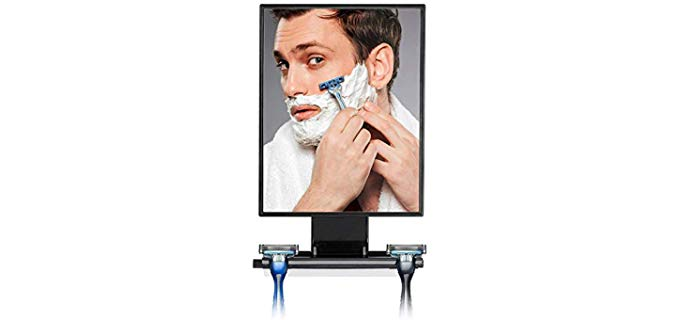 ToiletTree Products Ultrawide - Shaving Mirror