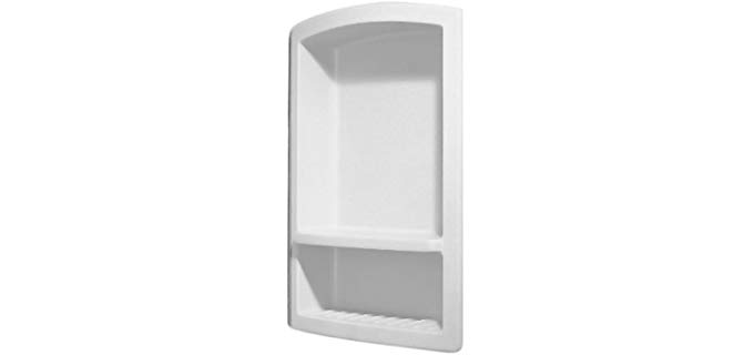 Swanstone RS-2215 - Single Shelf Shower Niche