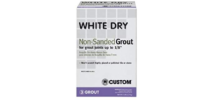 Custom Building Product WDG5 - Non-Sanded Shower Grout