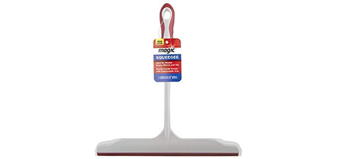 Magic American Magic Squeegee - Shower Glass Door Cleaner