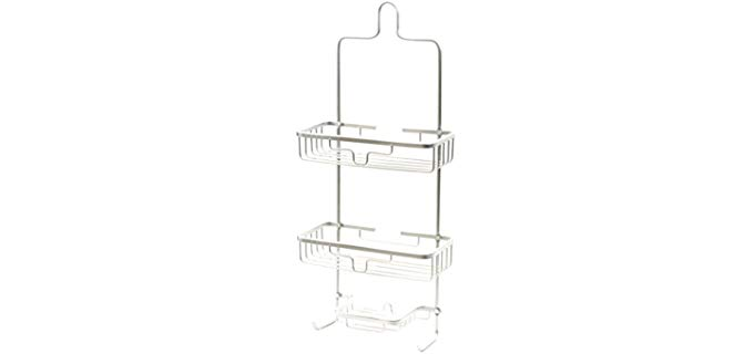 Splash Home Aluminium - Rustproof Shower Caddy