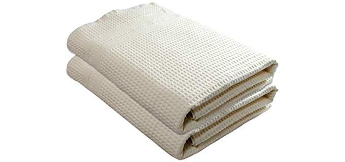 Gilden Tree Waffle Weave - Premium Shower Towel