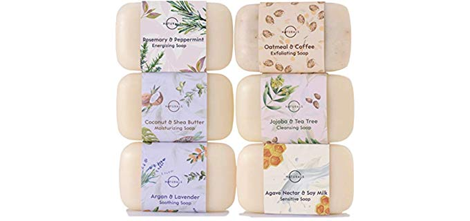 One Naturals Moisturizing - natural Shower Soap