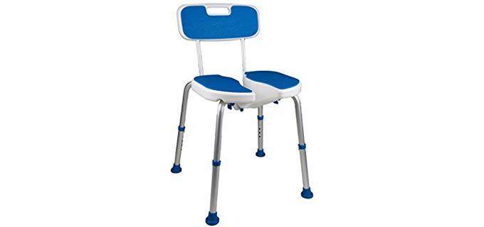 PCP Shower Safety - Safe Shower Chair for Elderly