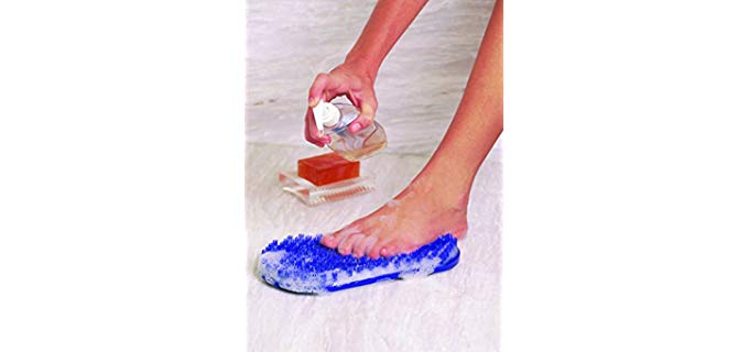 body & sole Pad - Soapy Soles Foot Scrubbing Pad