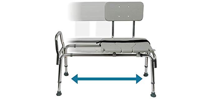 Best Shower Chair For The Elderly May 2021 Shower Inspire