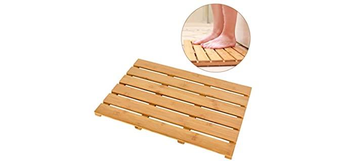 Bamfan Bamboo - Shower Mat