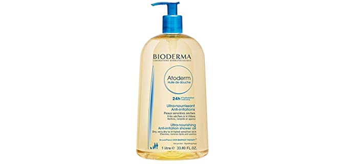 Bioderma Atoderm - Shower Oil wash for Atopic Skin
