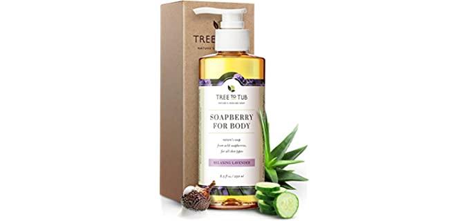 Tree to Tub Organic - Dry Skin Bodywash