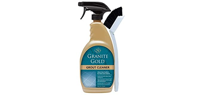 Granite Gold Acid-Free - Best Shower Cleaner
