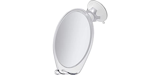 HONEYBULL Fogless - Shower Shaving Mirror