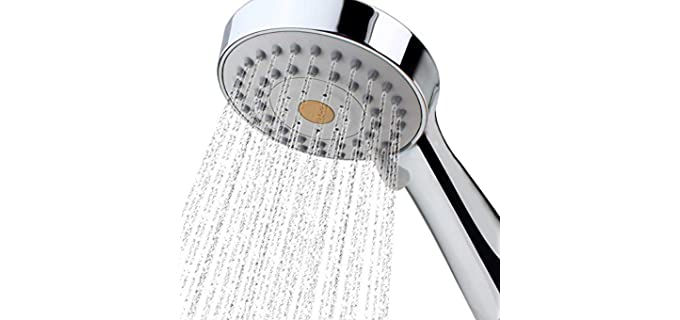 HO2ME Stainless Steel - Pressure Shower