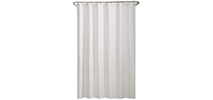 MAYTEX Polyester - Shimmery Shower Curtain