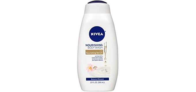 Nivea Pampering - Shower Serum For Dry Skin