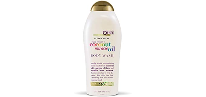 OGX Miracle Oil - Shower Cream for Dry Skin