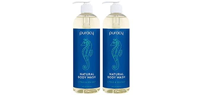 Puracy Organic - Plant-Based Body Wash
