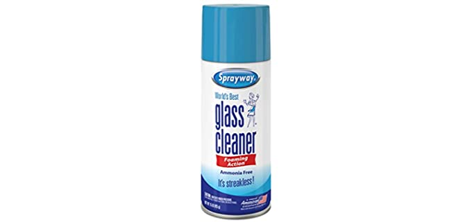 Sprayway Ammonia-Free - Shower Glass Sealer