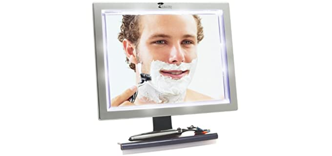 ToiletTree Products Large - Shaving Mirror