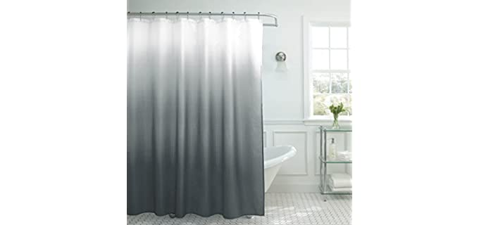 Creative Home Ombre  - Textured Shower Curtain