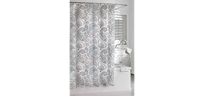 Kassatex 100% Cotton - Printed Shower Curtain
