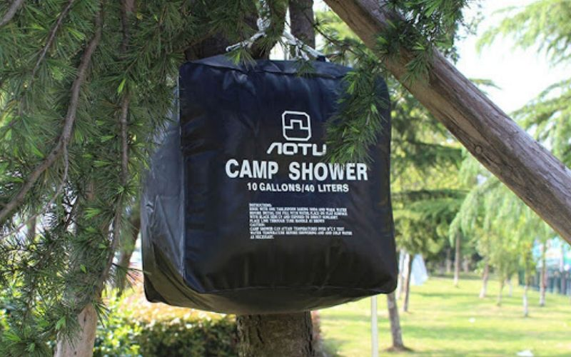 Solar Shower Bags For Camping June