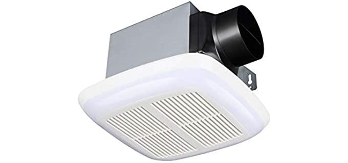 Tech Drive Ceiling - Fan for Bathroom