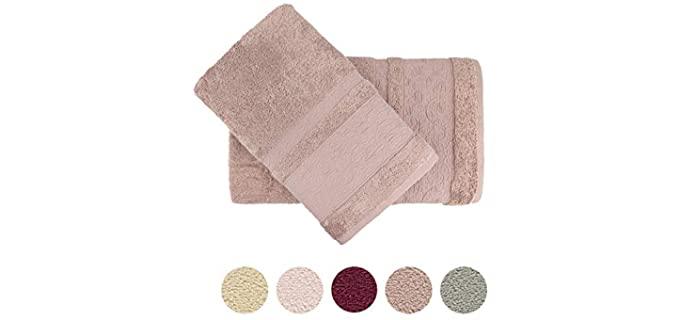 Tessile MiaSoft Iren - Turkish Cotton Bath Towel