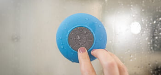 best-bluetooth-speaker-shower