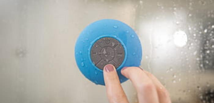 best-bluetooth-speaker-shower