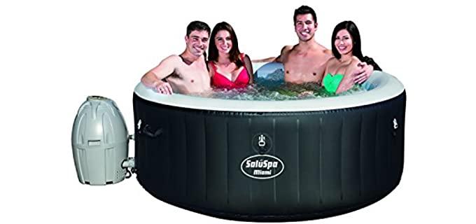 Bestway Black - Inflatable Hot Spa