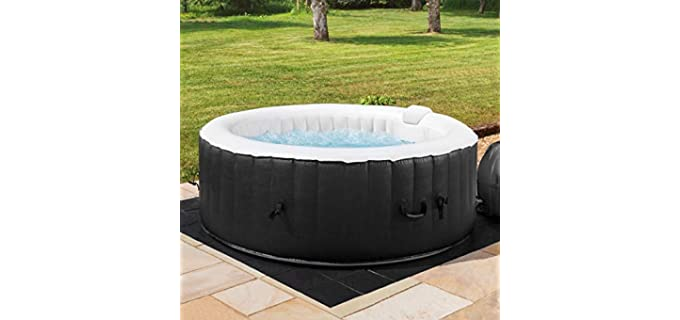 Net World Sports Luxury - Outdoor Hot Tub