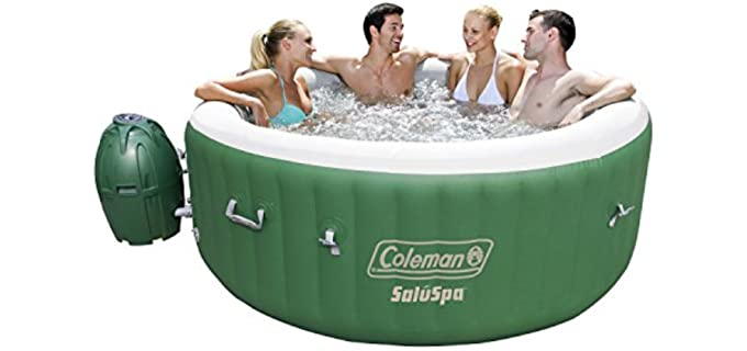 Bestway Green & White - Inflatable Tub