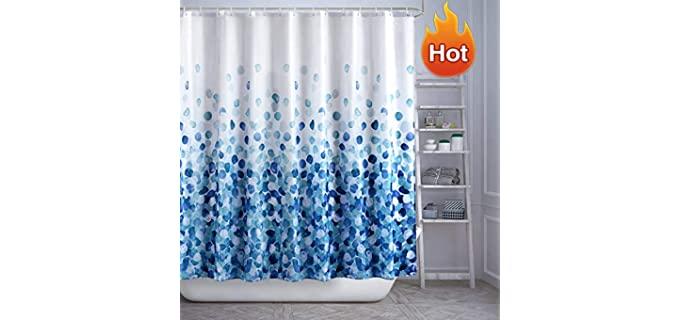 ARICHOMY Colorful - Sturdy Shower Curtain
