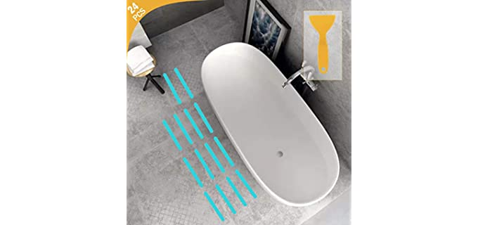 Kyerivs Eco-Friendly - Bathroom Floor Safety Strips