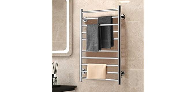 BestComfort Wall-Mounted - Heated Towel Warmer