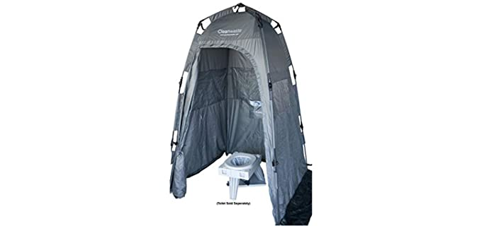 Cleanwaste 3-Flap - Private Shower Tent