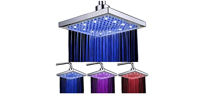 DELIPOP 11 LED - Saving Led Shower Head