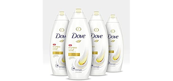 Dove Dry Oil - Shower Oil wash for Dry Skin