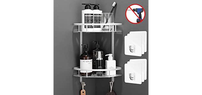 Flowmist 2-Tier - Durable Shower Caddy Organizer