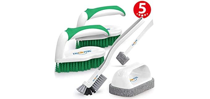 Holikme Ergonomic - Shower Floor Cleaner