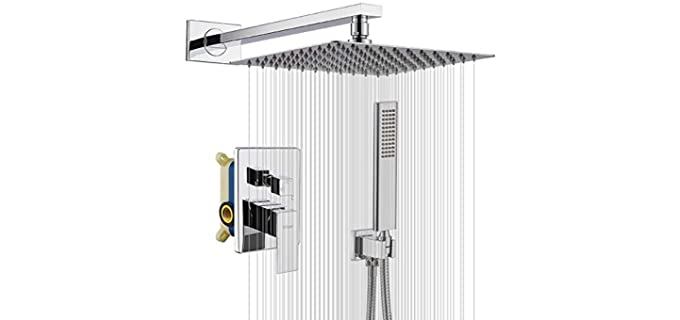 Iriber Square - High Rain Pressure Shower Head