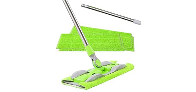 ItSoft Microfiber - Floor Cleaner for Shower