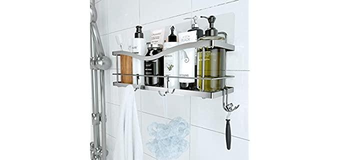 KINCMAX Basket - Draining Shower Caddy
