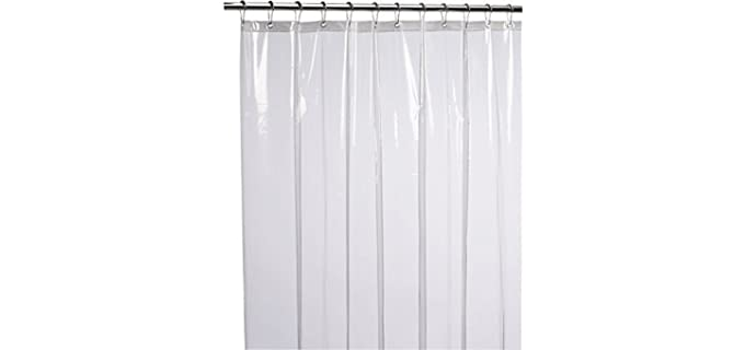 LiBa Solid - Airy Shower Curtain Liner