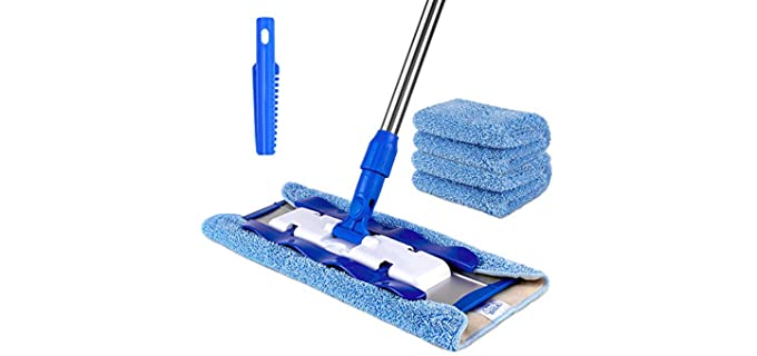 MR.SIGA Refillable - Versatile Mop For Tile Floors