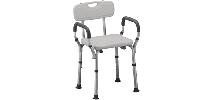 NOVA Medical Portable - Lightweight Shower Chair