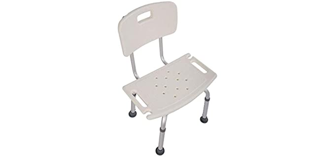 Mefeir Reinforced - Adjustable Relaxing Shower Chair